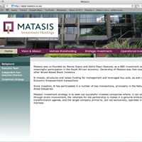 Matasis Investment Holdings